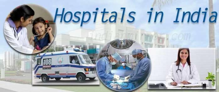 indian hospitals