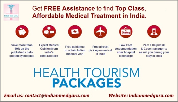 Special Tour Offer International Patients in India