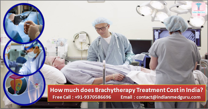 brachytherapy treatment cost in India