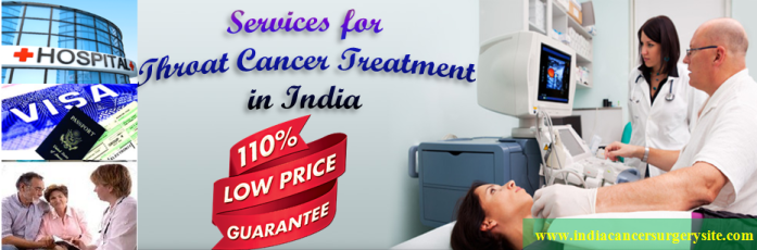 Services for Throat Cancer Treatment in India Cancer Surgery Site