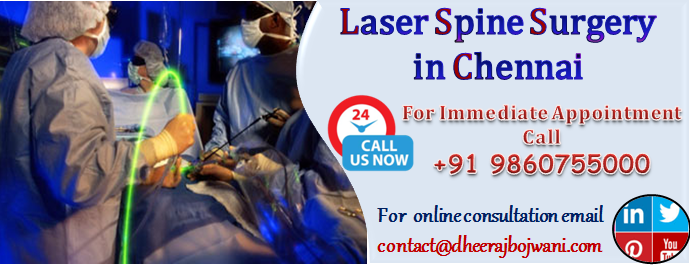 laser spine surgery chennai