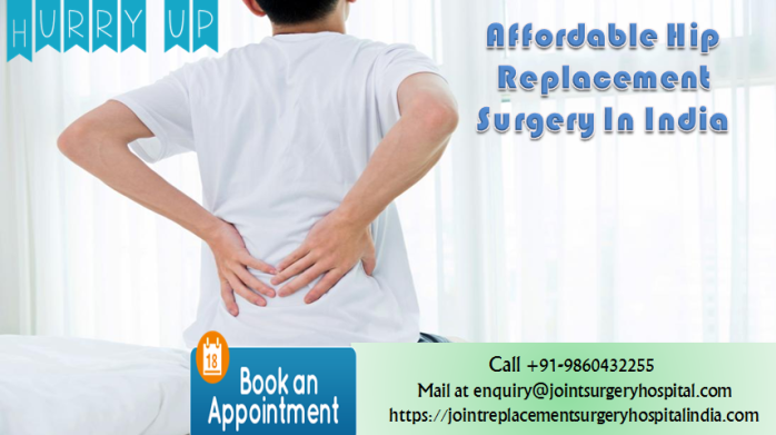 Hip Replacement Surgery Cost In Mumbai Is Very Affordable