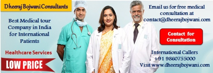 Healthcare Services with top medical tourism